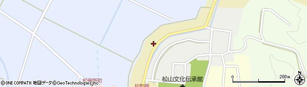 山形県酒田市片町46周辺の地図