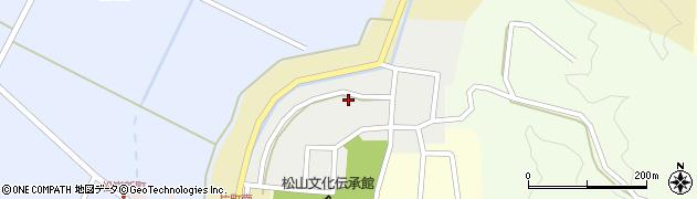 山形県酒田市北町31周辺の地図
