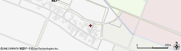 山形県酒田市板戸福岡139周辺の地図