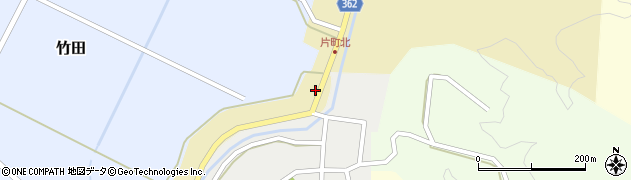 山形県酒田市片町73周辺の地図