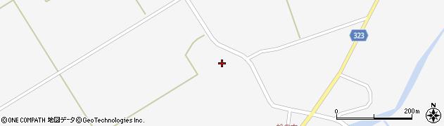 山形県最上郡金山町下野明1696周辺の地図