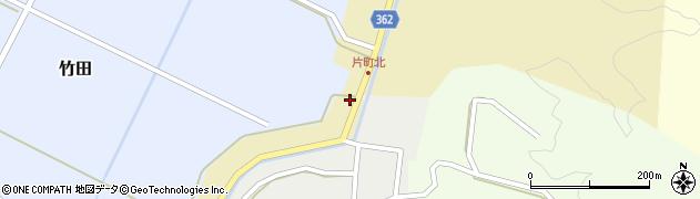 山形県酒田市片町76周辺の地図