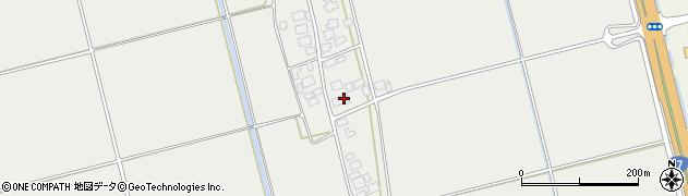 山形県酒田市広野下中村80周辺の地図