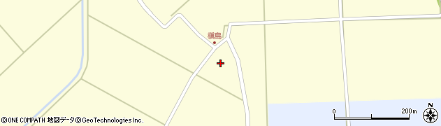 山形県東田川郡庄内町槇島五里塚56周辺の地図