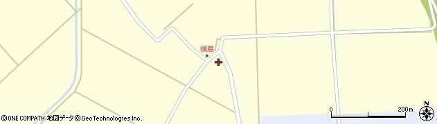 山形県東田川郡庄内町槇島五里塚67周辺の地図