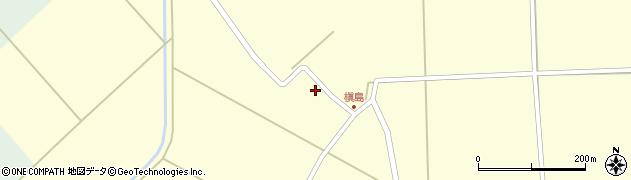 山形県東田川郡庄内町槇島五里塚92周辺の地図