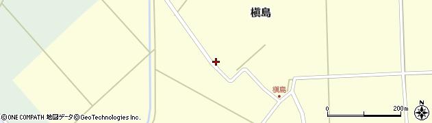 山形県東田川郡庄内町槇島五里塚104周辺の地図