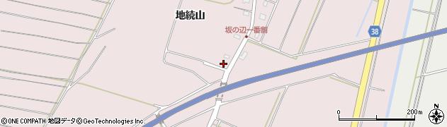 山形県酒田市坂野辺新田地続山567周辺の地図