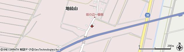 山形県酒田市坂野辺新田一番割150周辺の地図