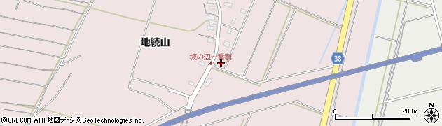 山形県酒田市坂野辺新田一番割90周辺の地図