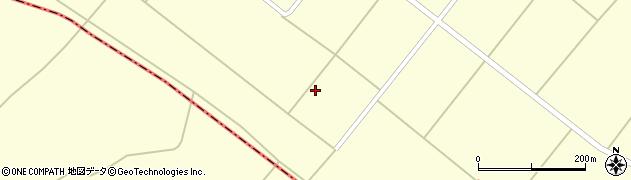 山形県最上郡金山町朴山1103周辺の地図
