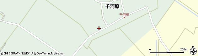 山形県東田川郡庄内町千河原前野117周辺の地図