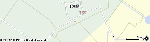 山形県東田川郡庄内町千河原前野61周辺の地図