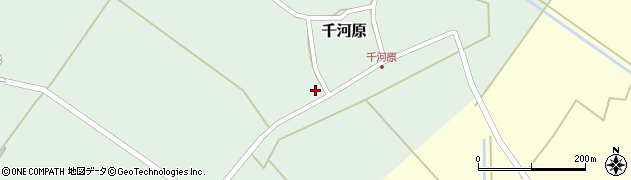 山形県東田川郡庄内町千河原前野100周辺の地図