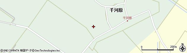 山形県東田川郡庄内町千河原前野132周辺の地図