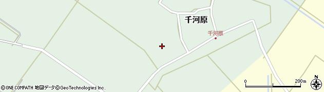 山形県東田川郡庄内町千河原前野121周辺の地図