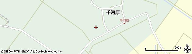 山形県東田川郡庄内町千河原前野115周辺の地図