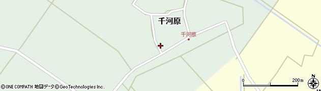 山形県東田川郡庄内町千河原前野98周辺の地図