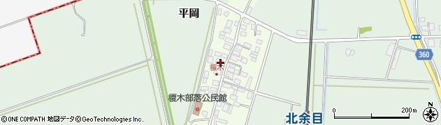 山形県東田川郡庄内町榎木小金台18周辺の地図