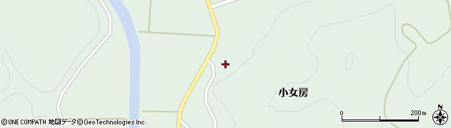 山形県酒田市田沢小女房42周辺の地図