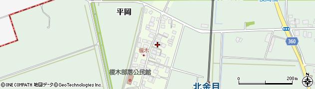 山形県東田川郡庄内町榎木小金台31周辺の地図