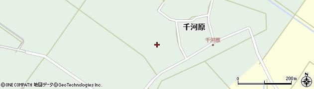 山形県東田川郡庄内町千河原前野122周辺の地図