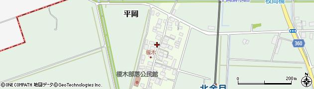 山形県東田川郡庄内町榎木小金台32周辺の地図