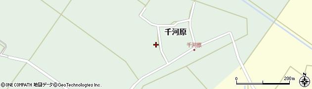 山形県東田川郡庄内町千河原前野102周辺の地図