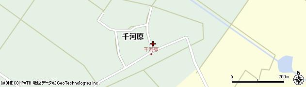 山形県東田川郡庄内町千河原前野36周辺の地図