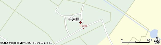 山形県東田川郡庄内町千河原前野40周辺の地図