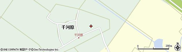 山形県東田川郡庄内町千河原前野14周辺の地図