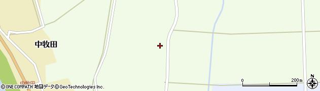 山形県酒田市引地宅地72周辺の地図