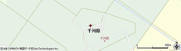 山形県東田川郡庄内町千河原前野68周辺の地図