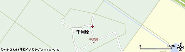 山形県東田川郡庄内町千河原前野30周辺の地図