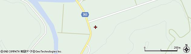 山形県酒田市田沢小女房52周辺の地図