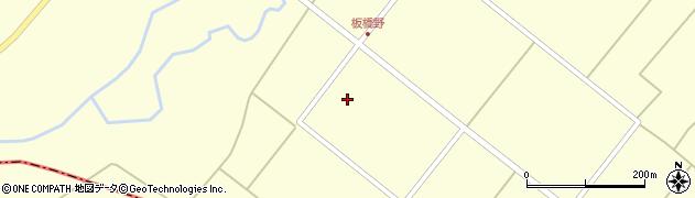 山形県最上郡金山町朴山1120周辺の地図