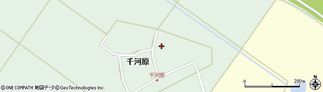 山形県東田川郡庄内町千河原前野29周辺の地図