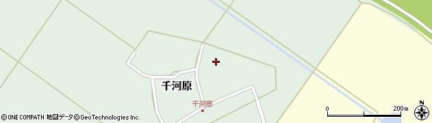 山形県東田川郡庄内町千河原前野24周辺の地図