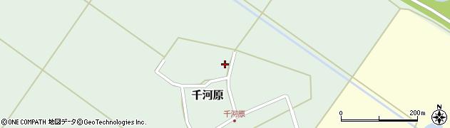 山形県東田川郡庄内町千河原前野45周辺の地図