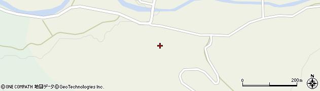 山形県酒田市楯山村前112周辺の地図