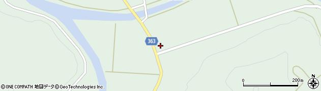 山形県酒田市田沢長田24周辺の地図