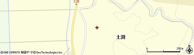 山形県酒田市土渕新田町72周辺の地図