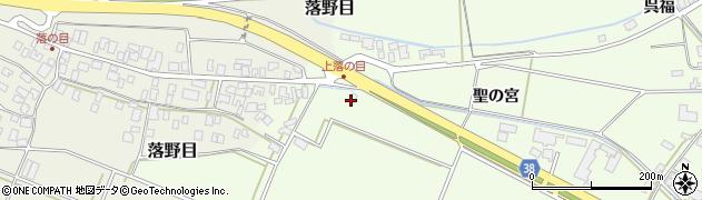 山形県酒田市新堀聖の宮48周辺の地図