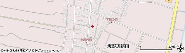 山形県酒田市坂野辺新田坂野辺82周辺の地図