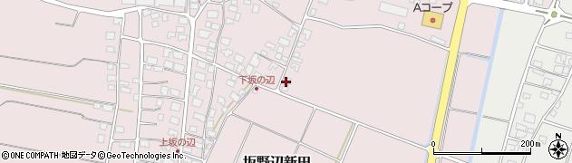 山形県酒田市坂野辺新田古川67周辺の地図