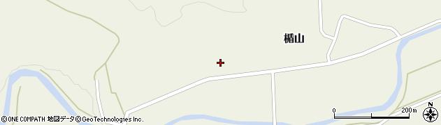 山形県酒田市楯山岩花69周辺の地図