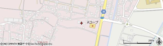 山形県酒田市坂野辺新田古川121周辺の地図