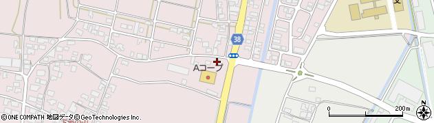 山形県酒田市坂野辺新田古川15周辺の地図