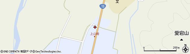 山形県最上郡金山町山崎3周辺の地図