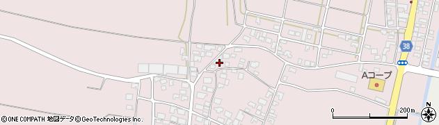 山形県酒田市坂野辺新田古川98周辺の地図